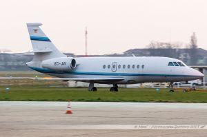 Dassault Falcon 2000 (EC-JVI) Gestair