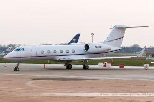Gulfstream Aerospace G450 (N7RX) Private
