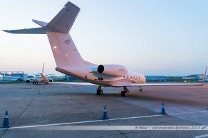Gulfstream Aerospace G550 (N155AD) Private