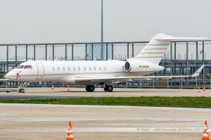 Bombardier BD-700-1A11 Global 5000 (9H-MMM) JetMagic