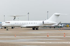 Bombardier BD-700-1A10 Global Express (N4T) Advanced Air Management