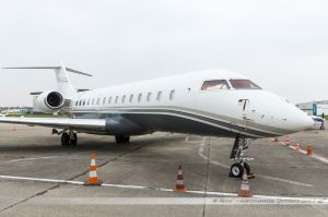 Bombardier BD-700-1A10 Global 6000 (N88AA) Tempus Jets