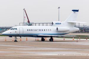 Dassault Falcon 900 (N100UP) Chilton Investment