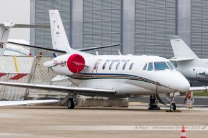 Cessna 560XLS Citation Excel (5N-HAR) Nigeria Police