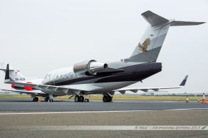 Bombardier CL-600 Challenger 601(N999PX) Lima Delta