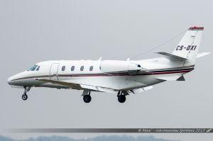 Cessna 560XL Citation XLS (CS-DXI) Netjets Europe