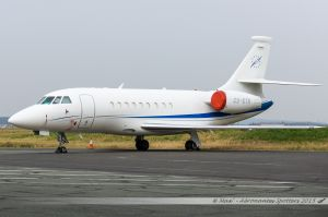 Dassault Falcon 2000 (CS-DTR) Masterjet
