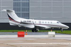 Embraer EMB505 Phenom 300 (CS-PHD) Netjets Europe