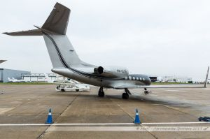 Gulfstream Aerospace Gulfstream G-IV SP (PP-WJB) Colt Aviation
