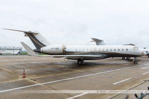 Bombardier BD-700-1A11 Global 5000 (VP-CSB) Aprilia Holdings