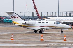 Cessna Citation 510 Mustang (N301AJ) Private