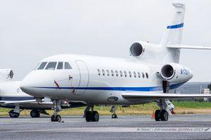 Dassault Falcon 900EX (N170PF) Private
