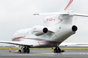 Dassault Falcon 7X (VP-CLS) Global Jet Luxembourg