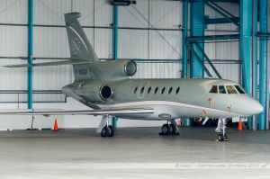 Dassault Falcon 50EX (F-HCDD) Aérovision