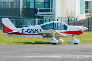 Robin HR-200 (F-GNNT) Aéro-club Jean Maridor - Le Havre