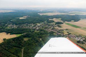 Le village de Moigny-sur-Ecole