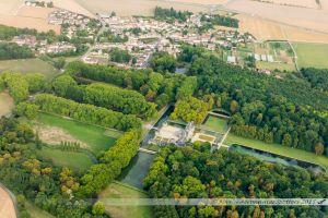 Le Château de Courances et ses jardins