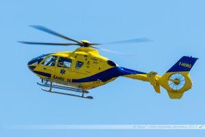 Eurocopter EC135 (F-HORG) Inaer - Samu 36