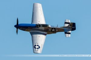 North American P-51D Mustang (F-AZXF) Private