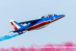 Dassault-Breguet-Dornier Alpha Jet E - Patrouille de France