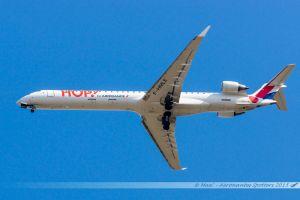 Bombardier CRJ1000 (F-HMLE) Hop!Britair