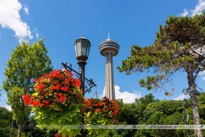La Skylon Tower de Niagara Falls