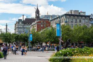 Vieux port de Montréal