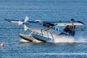 De Havilland Canada DHC-3T Vazar Turbine Otter (C-FHAS) Harbour Air