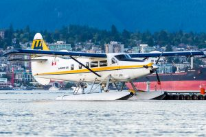 De Havilland Canada DHC-3T Vazar Turbine Otter (C-GUTW) Harbour Air