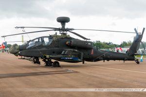 Boeing AH-64D Apache Longbow (ZH) UK Army