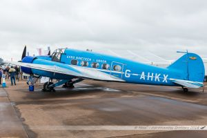 Avro C19 Series 2 (G-AHKX) BAe Systems
