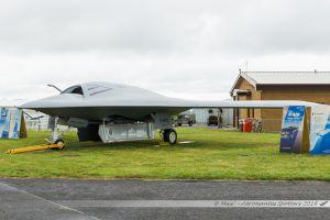 Northrop Grumman Drone X-47B (X-47B) Northrop Grumman - US Navy