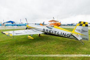 Extra 330SC (F-HXAL) Breitling - Aude Lemordant