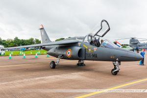 Dassault-Breguet-Dornier Alpha Jet E (705-MA) Armée de l'Air Française