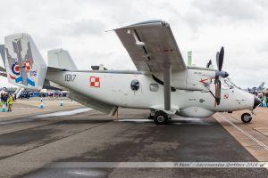 PZL M-28 Bryza (1017) Polish Navy