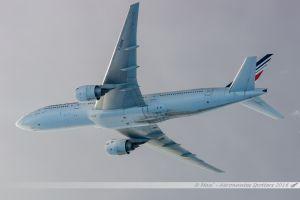 Boeing B777-200ER (F-GSPK) Air France