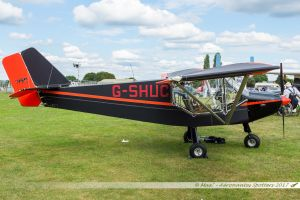 Rans S-6ES Coyote II (G-SHUK) Private