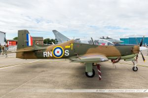 Embraer Emb-312-T.1 Tucano (ZF375) Royal Air Force