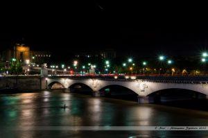 Pont d'Iéna et Trocadéro
