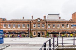 """""""The Old Customs House"""", un ancien bureau des douanes transformé en brasserie"""