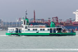 Gosport Queen de Gosport Ferry Ltd.
