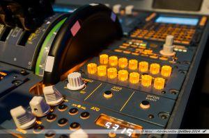 Transpondeur activé pour le bon fonctionnement du contrôle aérien...