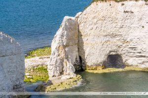 "La formation d' ""Old Harry Rocks"""