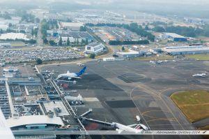 Vu du Ciel : Aéroport de Nantes-Atlantique